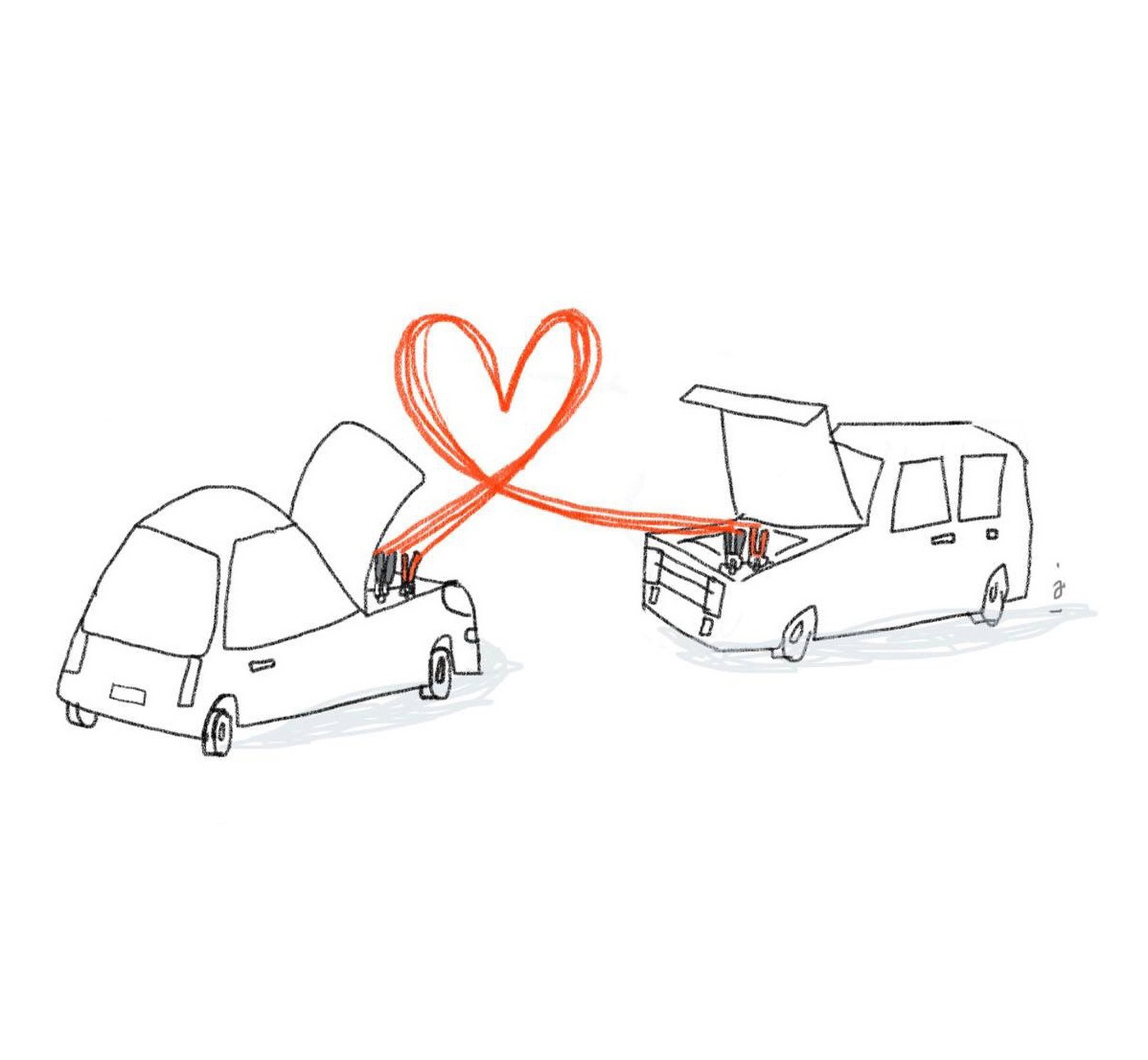 Jacques Laplante - car_love