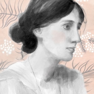 Portrait de Virginia Woolf