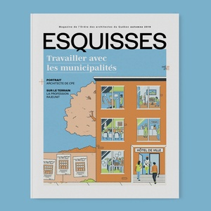 Esquisses - Couverture