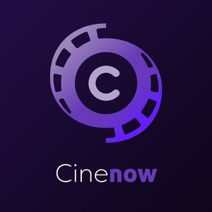 Cinenow - Logo lockup (vertical)