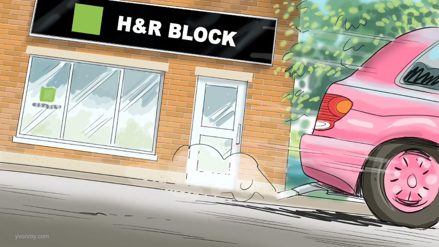 YvonRoy - H&R Block