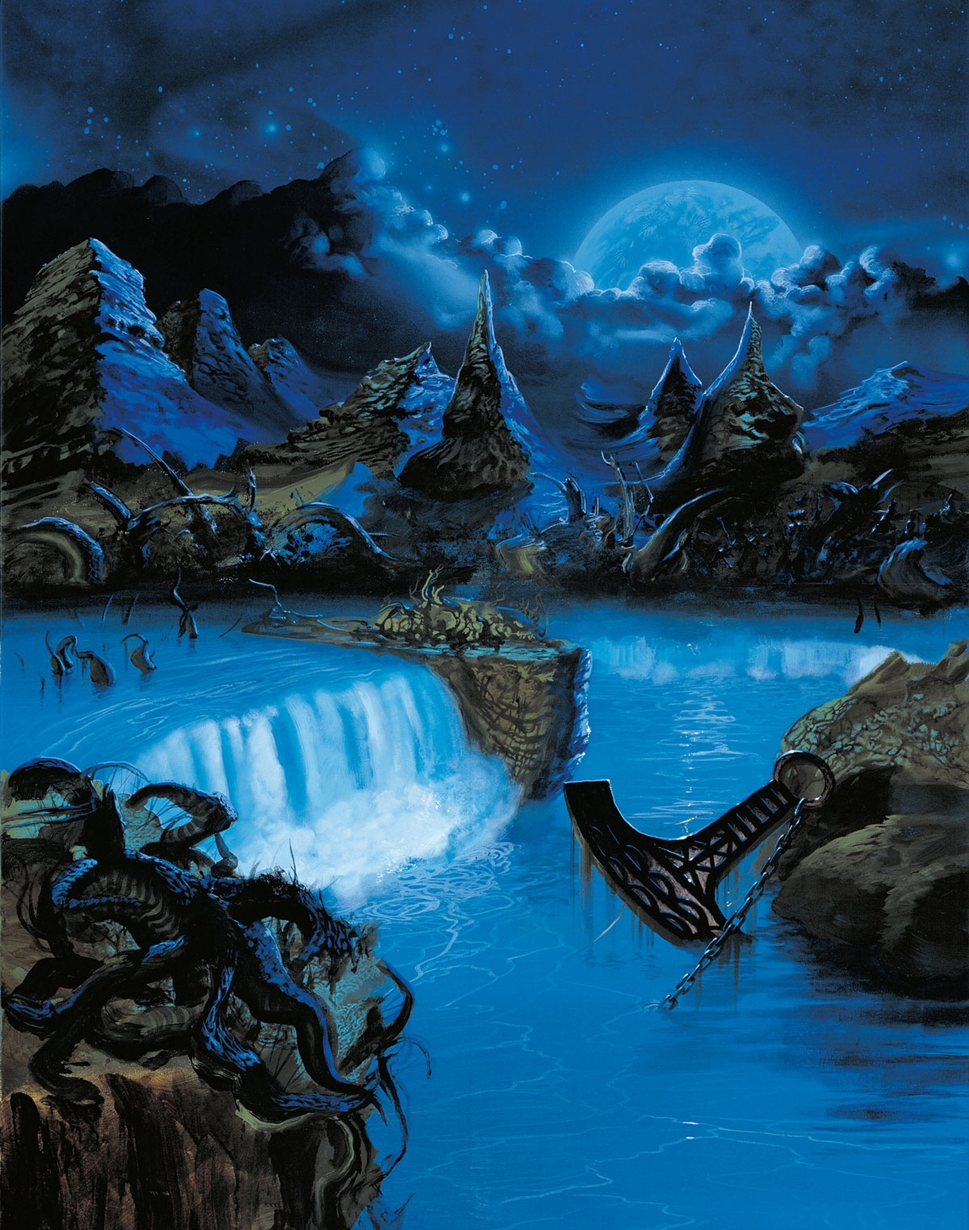 Sv Bell - Tales From The Thousand Lakes - Amorphis
