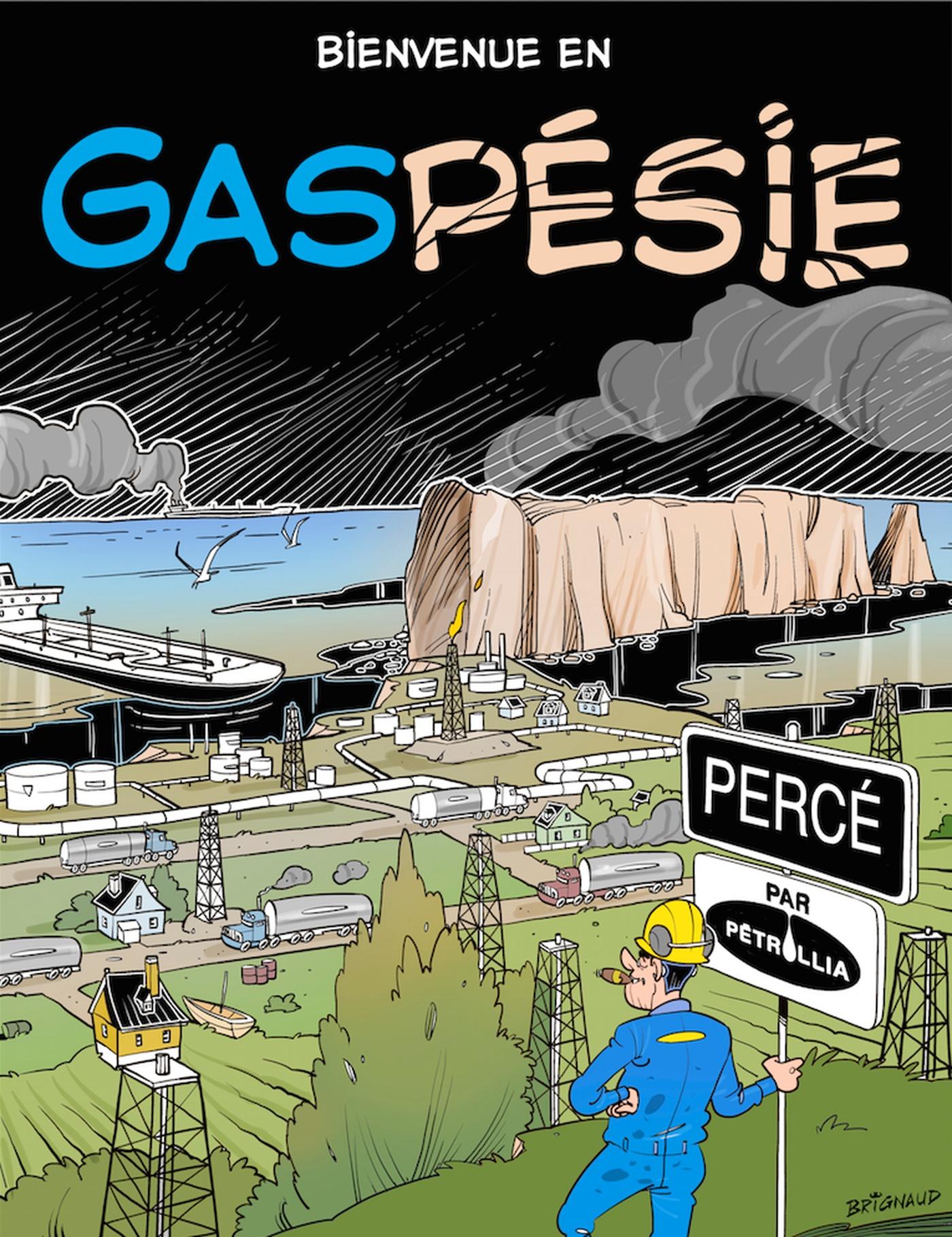 Brignaud - Gaspésie