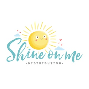 Shine On Me - Logo (version horizontale)