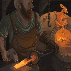 PXP_Forgeron / Blacksmith