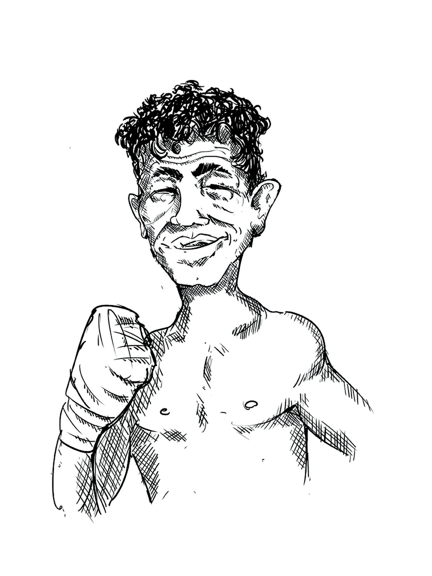 Marc Tremblay - Arturo_Gatti