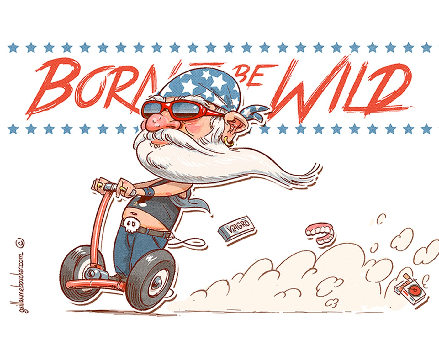 Guillaume Boucher - Born to be Wild