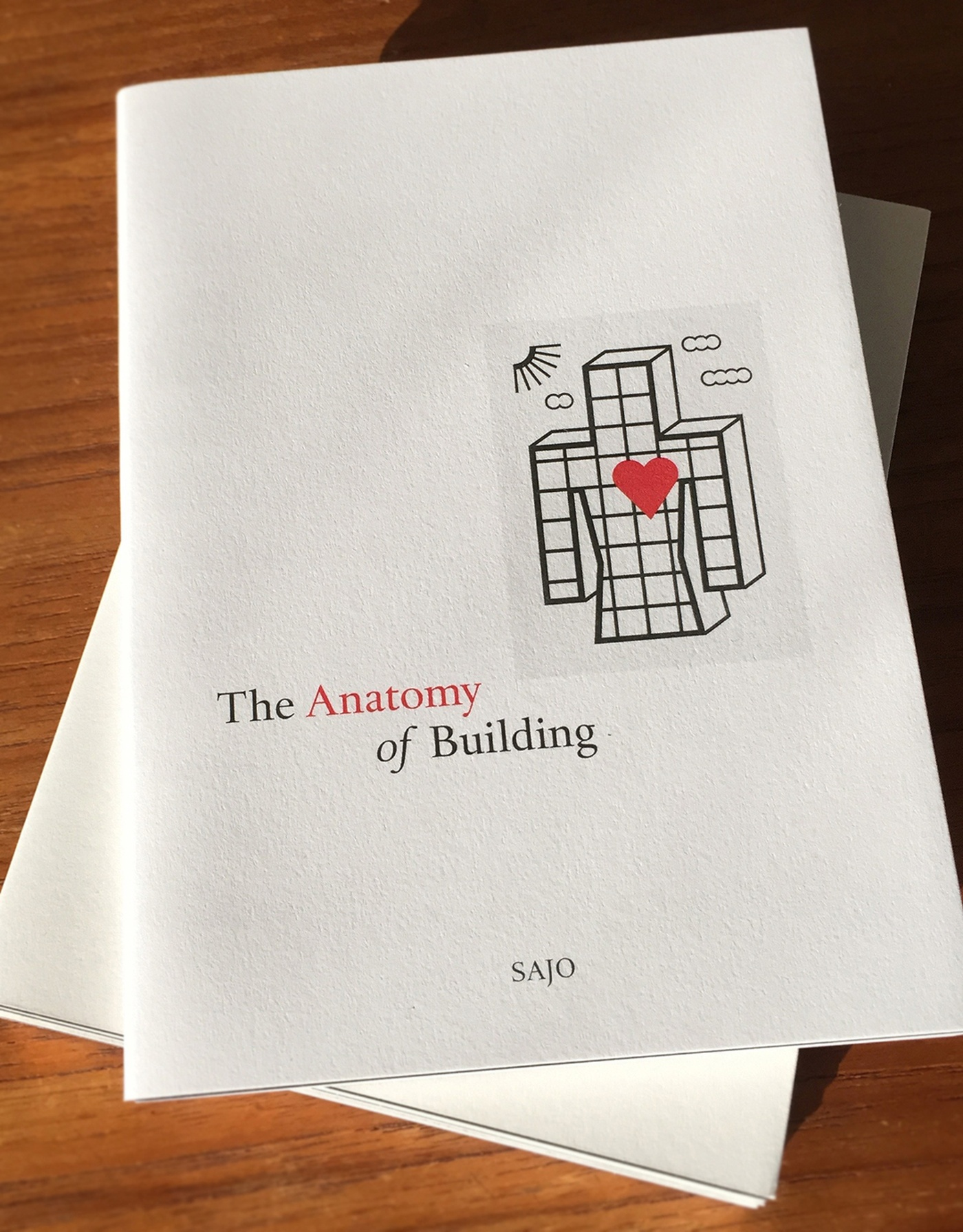 Luc Melanson - The Anatomy of Building