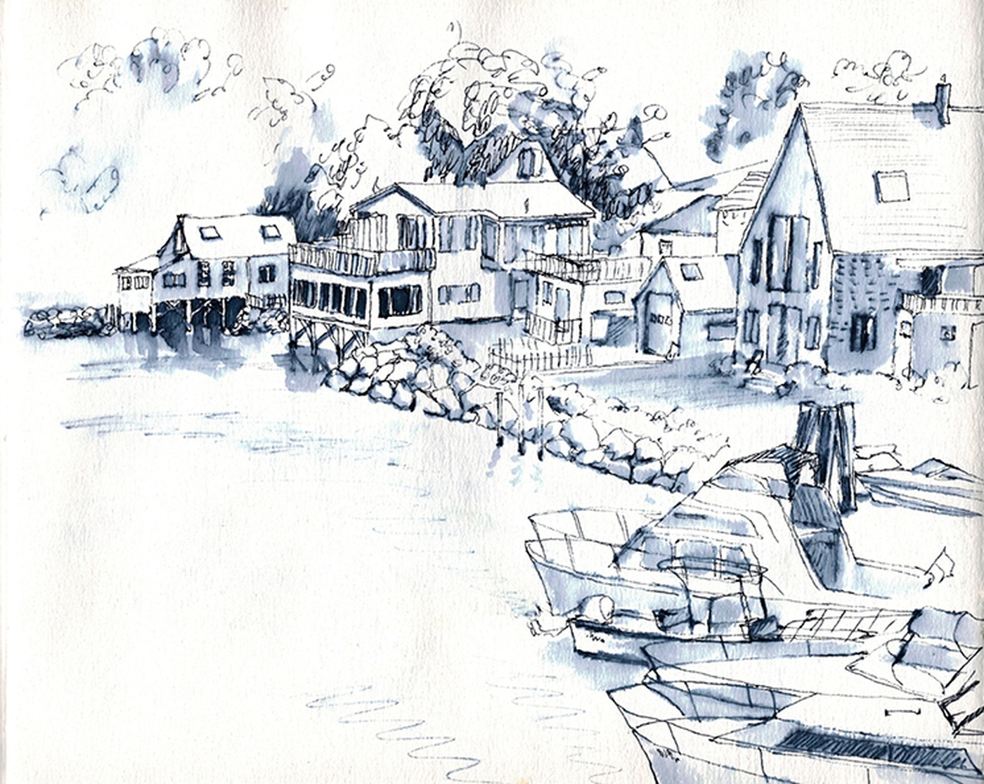 Louise Catherine Bergeron - Kennebunkport