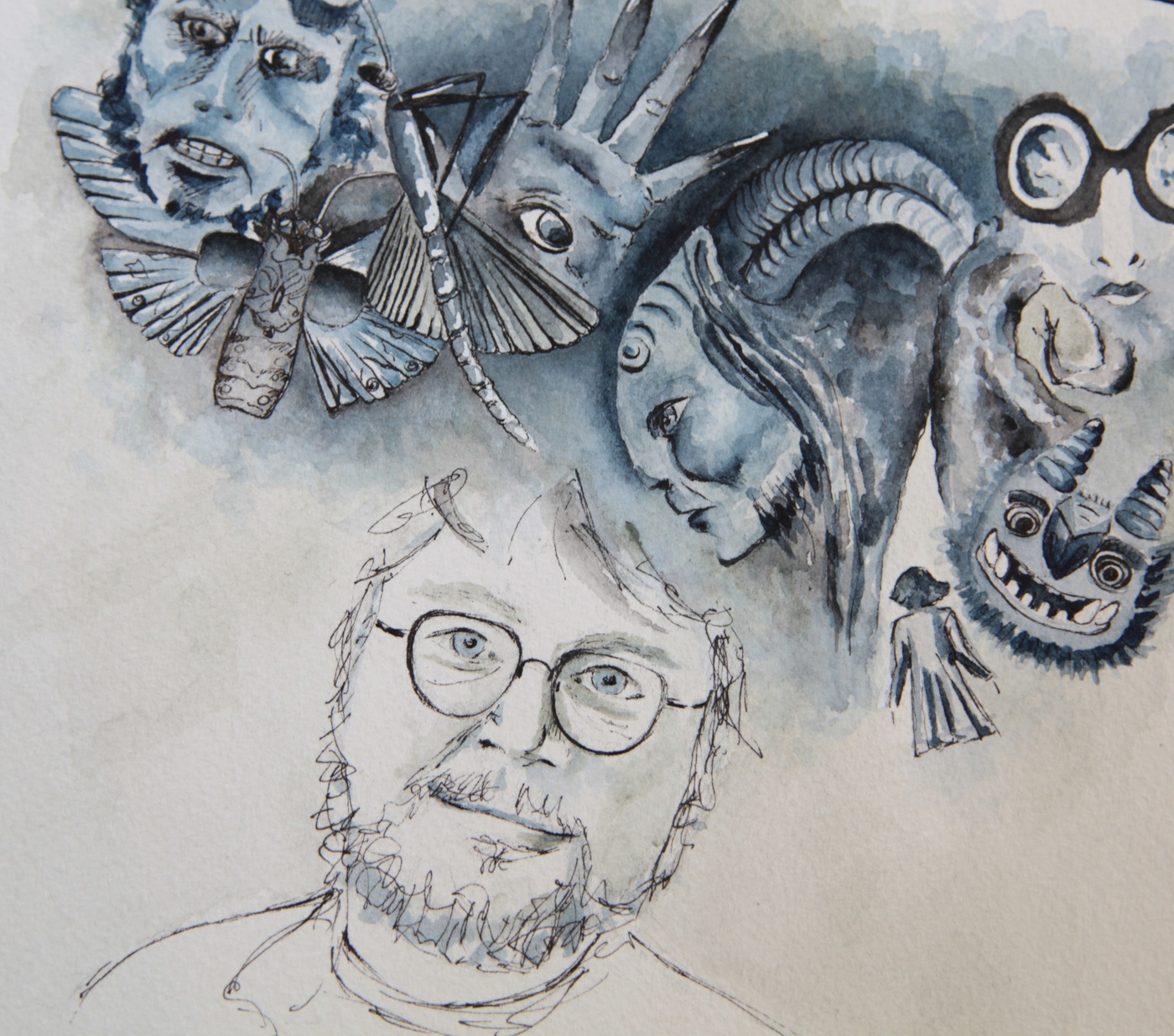 Genevieve Beyries - Guillermo Del Toro
