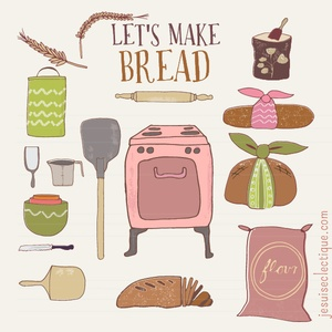 Let's make bread!