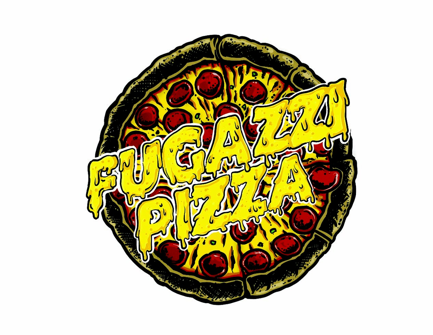 Marc Tremblay - Fugazzi_sticker