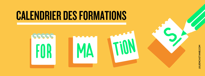 Inscription aux formations 2019-2020