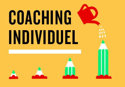 Coaching individuel : appel de candidatures
