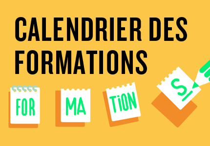 Formations hiver 2019